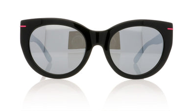 Hadid Eyewear Runway HAD04 C2 Black Sunglasses at OCO