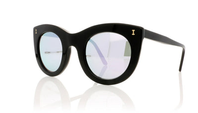 Illesteva Boca C17 Black Sunglasses at OCO