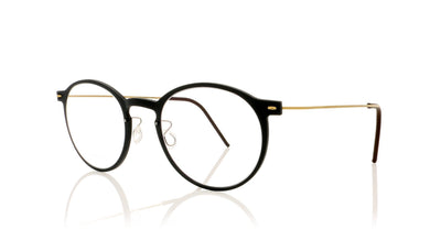 Lindberg n.o.w titanium 6541 D15-T802-PGT Charcoal grey Glasses at OCO