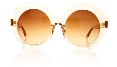 Linda Farrow LFL468 C8 Ash Sunglasses at OCO