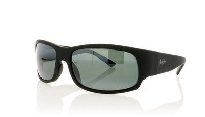 Maui Jim MJ222 2M Mj Matte Blck Rubber Sunglasses at OCO