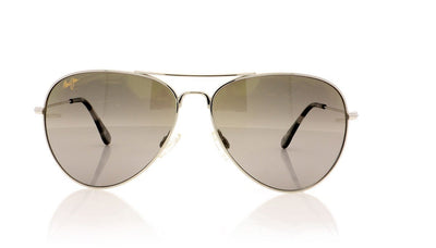 Maui Jim MJ264 17 Mj Silver Sunglasses at OCO