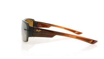 Maui Jim MJ415 26B Mj Rootbeer Fade Sunglasses at OCO