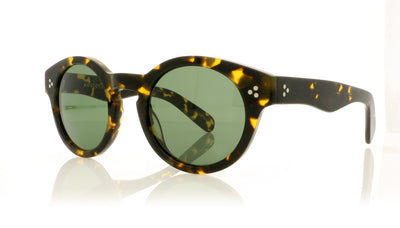 Moscot Grunya Sun 0103-02 Antique Tortoise Sunglasses