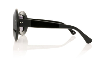 Oliver Goldsmith Uuksu 1 Black Sunglasses at OCO