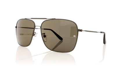 Oliver Goldsmith Wise Guy 3 Gunmetal Sunglasses at OCO