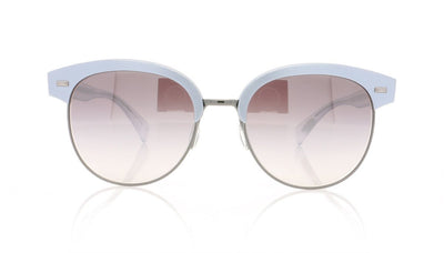 Oliver Peoples Shaelie OV1167S 5225/6I Brushed Pale Blue Sunglasses at OCO