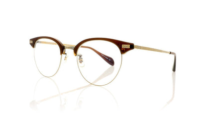 Oliver Peoples Executive II OV1171T 1238 Espresso Glasses at OCO