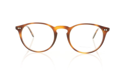 Oliver Peoples Riley R OV5004 1007 Dark Mahogany Glasses at OCO
