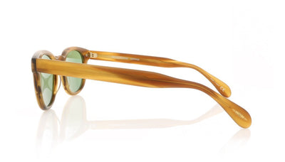 Oliver Peoples Sheldrake OV5036S 1122/52 Matte Syc Sunglasses at OCO