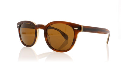 Oliver Peoples Sheldrake OV5036S 1437N9 Havana Sunglasses at OCO