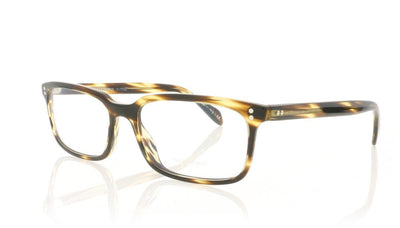 Oliver Peoples Denison OV5102 1003 Coco Bolo Glasses at OCO