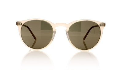 Oliver Peoples The Row O'malley NYC OV5183SM 1608R5 Dove Grey Sunglasses at OCO