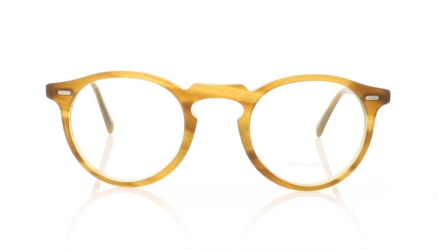 aacbd57c3f Oliver Peoples Gregory Peck OV5186 1011 Raintree Glasses at OCO
