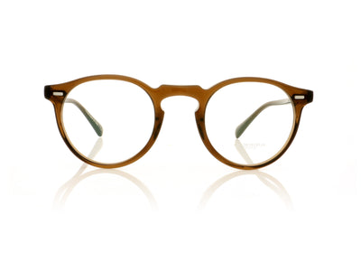 Oliver Peoples Gregory Peck 1625 Espresso Glasses