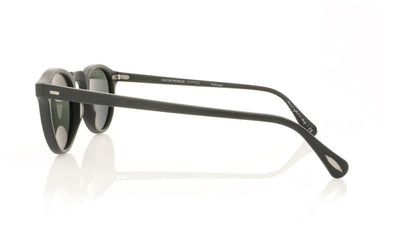 Oliver Peoples Gregory Peck OV5217S 1031/P2 Semi Matte Black Sunglasses