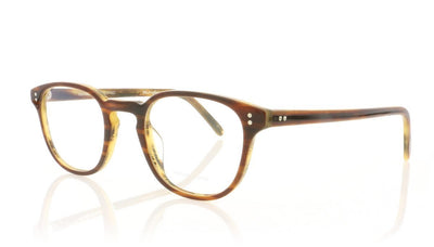 Oliver Peoples Fairmont OV5219 1310 Amaretto Tortoise Glasses at OCO