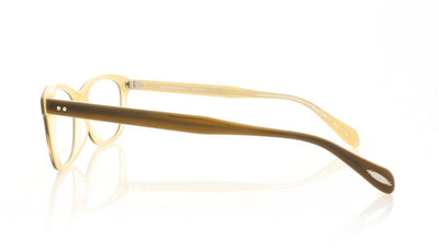 Oliver Peoples Ashton OV5224 1281 Tortoise Glasses at OCO