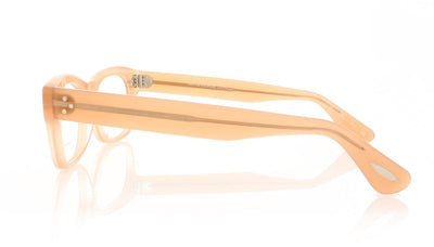 Oliver Peoples Artie OV5252 1361 Soft Peach Rose Glasses at OCO
