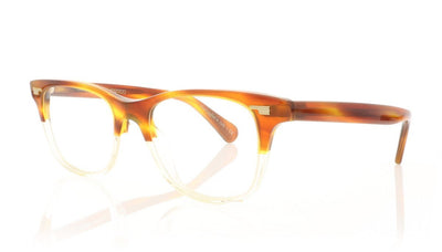 Oliver Peoples Ollie OV5268-U 1239 Amber Tort Glasses at OCO