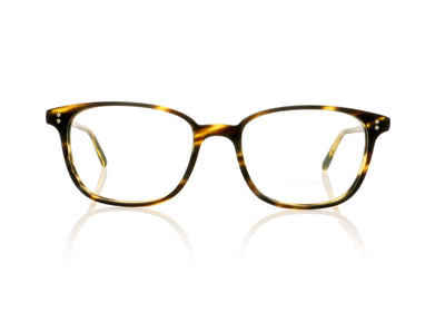 Oliver Peoples Maslon OV5279U 1474 Cocobolo Semi Matte Glasses at OCO