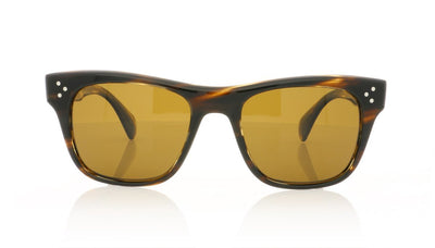 Oliver Peoples Jack Huston OV5302SU 1003N6 Coco Bolo Sunglasses at OCO