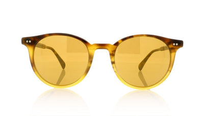Oliver Peoples Delray sunglasses OV5314SU 1437N9 Vnt Brn Trt Sunglasses at OCO