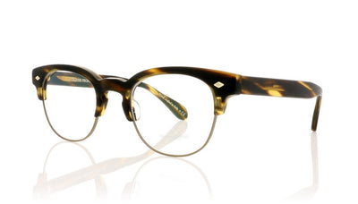 Oliver Peoples Hendon LA OV5331U 1474 Semi Matte Cocobolo Glasses at OCO