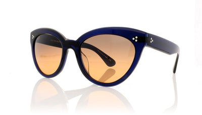 Oliver Peoples Roella OV5355SU 156656 Denim Sunglasses at OCO