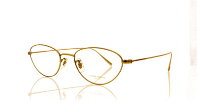 Oliver Peoples Jozette OV1247T 5292 Soft Gold Glasses at OCO