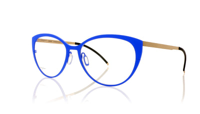 Ørgreen Blush 701 Mat Cornflower Blue Glasses