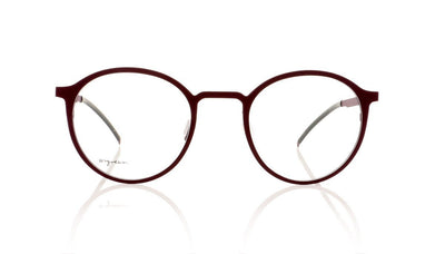 Ørgreen Halo 730 Mat Burgundy Red Glasses at OCO