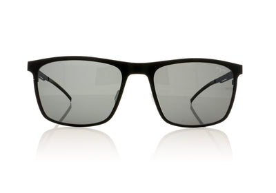 Ørgreen Malcolm 451 Matte black Sunglasses at OCO