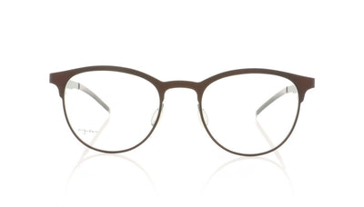 Ørgreen Tilda 503 Mat Brown Glasses at OCO