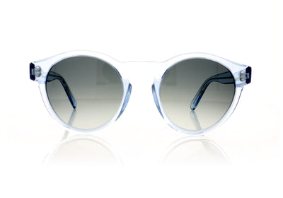 Pagani Young 078 Transparent Light Blue Sunglasses