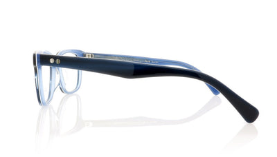 Paul Smith Salford PM8243U 1498 Navy Horn Glasses at OCO