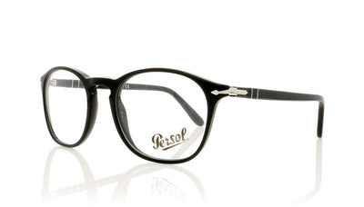 Persol 3007V 95 Black Glasses at OCO