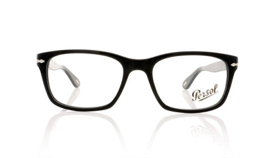 Persol 3012-V 95 Black Glasses at OCO