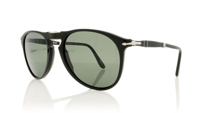 Persol 9714-S 95/58 Black Polar Sunglasses at OCO