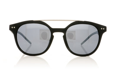 Polaroid PLD 1023/S DL5JB Matte Black Sunglasses at OCO