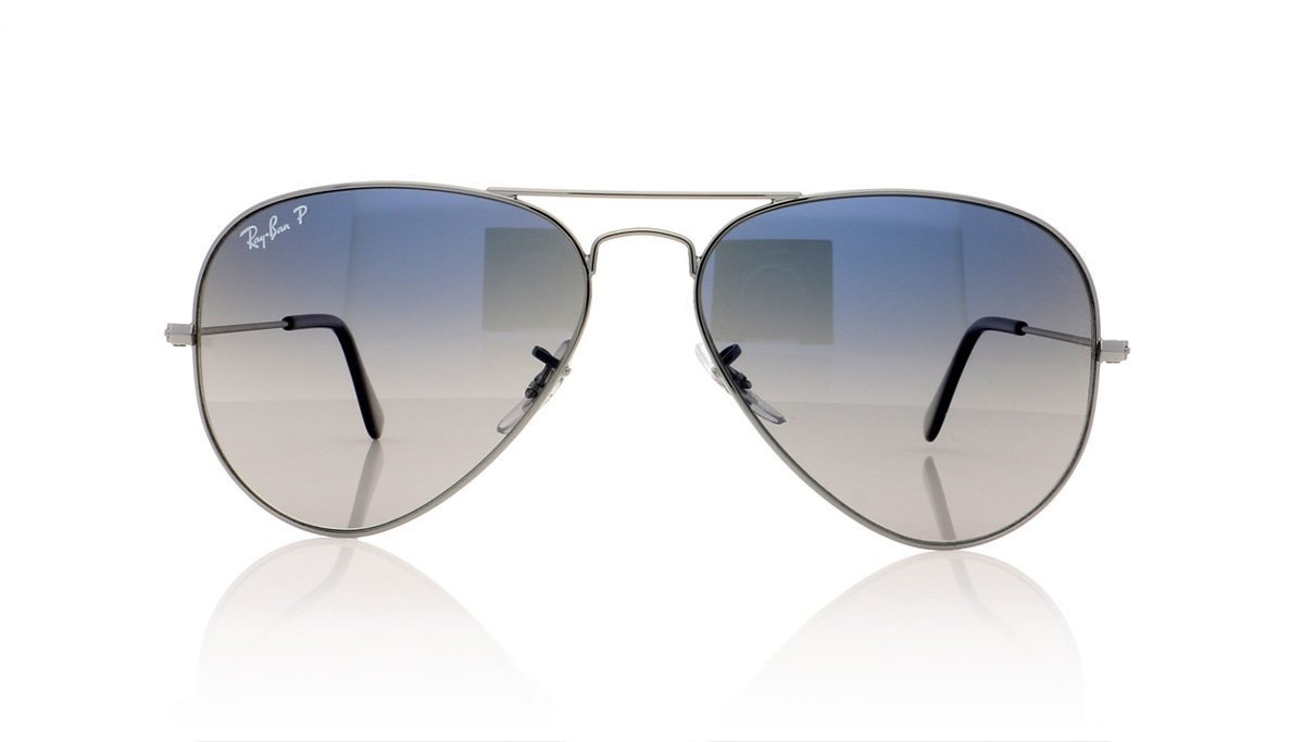 4a6d4469a88d4 Ray-Ban Aviator Large Metal RB3025 004 78 Gm Sunglasses at OCO
