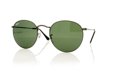Ray-Ban RB3447 029 Matte Gunmetal Sunglasses at OCO