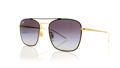 Ray-Ban RB3588 0RB3588 90548G Gold Sunglasses at OCO