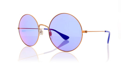 Ray-Ban 0RB3592 9035D1 Shiny Copper Sunglasses at OCO