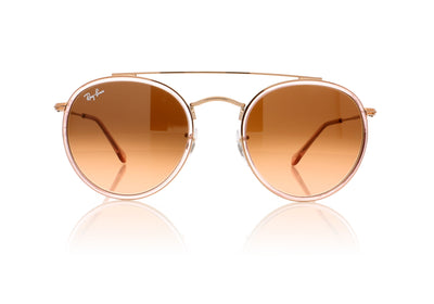 Ray-Ban RB3647N 0RB3647N 9069A5 Pink Sunglasses at OCO