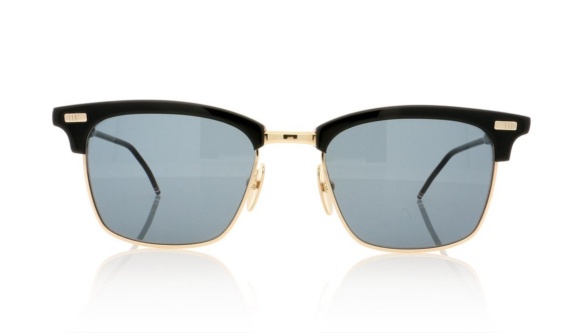 d80bb2445b96 Thom Browne TB-711 A Black Sunglasses at OCO