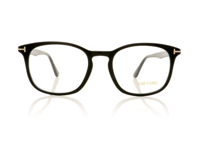 Tom Ford TF5505 001 Shiny Black Glasses at OCO