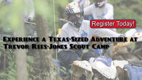 Summer Camp Trevor-Rees Jones -  6.13-19.21 Deposit SCOUT