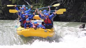 Camp Alexander White Water Rafting - OPTIONAL by 3/1