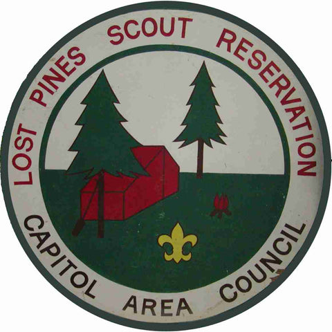Troop 70 Winter Camp at Lost Pines Scout Ranch (Adult)